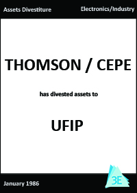 THOMSON-CEPE/UFIP