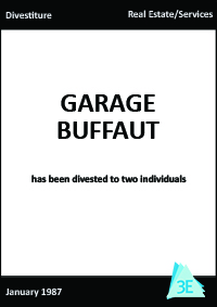 GARAGE BUFFAUT