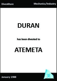 DURAN/ATEMETA