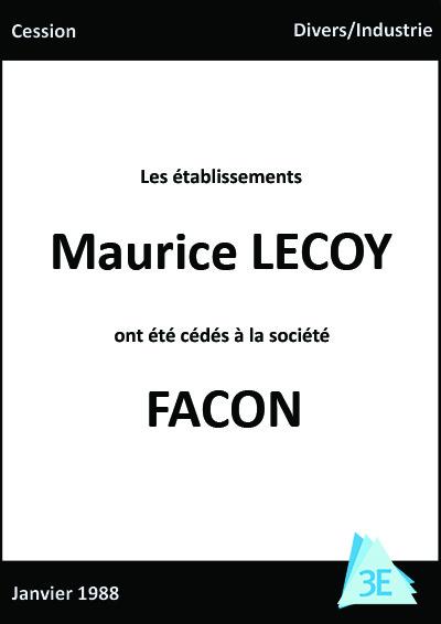 lecoy-facon