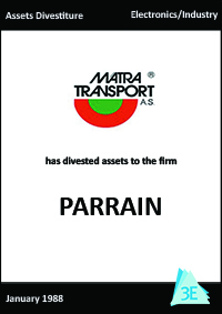 MATRA TRANSPORT/PARRAIN