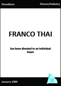 FRANCO THAI