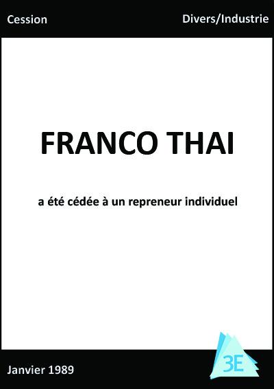 franco-thai