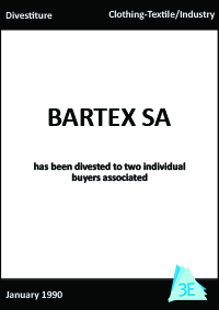 BARTEX SA