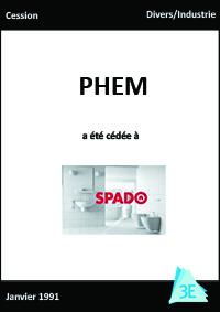 PHEM/SPADO LASSAILLYS