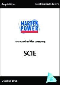 MARTEK/SCIE