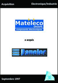 MATELECO/BAN-ELEC