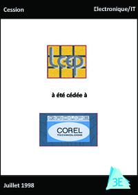 LCEP / COREL TECHNOLOGIES