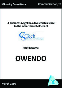 CS TECH / OWENDO