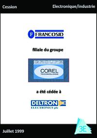 FRANCOSID – COREL / DELTRON ELECTRONICS