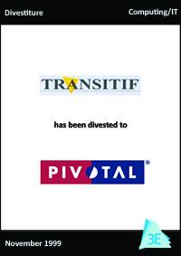 TRANSITIF / PIVOTAL