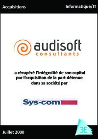 SYS-COM / AUDISOFT CONSULTANTS