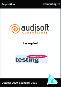 INTERNATIONAL TESTING / AUDITEST GROUPE