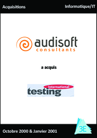INTERNATIONAL TESTING / AUDISOFT CONSULTANTS