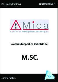 MICA / M. SC