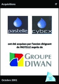 PASTELLE – CYBEX / GROUPE DIWAN