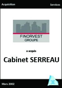 FINORVEST GROUPE / CABINET SERREAU