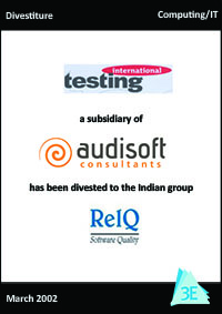 INTERNATIONAL TESTING / REL Q