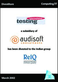 INTERNATIONAL TESTING / REL Q