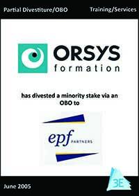 ORSYS / EPF  – OBO