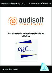 AUDISOFT CONSULTANTS / EPF – OBO