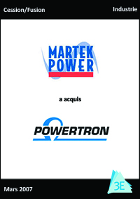 MARTEK POWER / POWERTRON