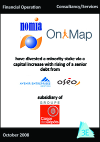 NOMIA / ON MAP