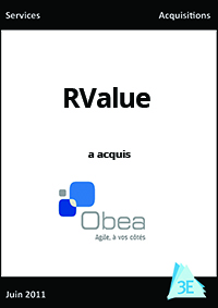 R VALUE / OBEA
