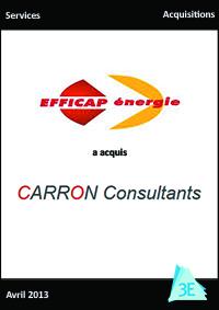 ICBS / CARRON CONSULTANTS