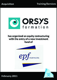 ORSYS / EPF – LMBO
