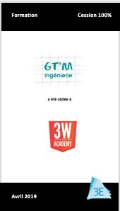 GT'M ingénierie/3W ACADEMY