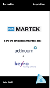 MARTEK / ACTINUUM & KEYRO
