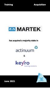 MARTEK – ACTINUUM & KEYRO