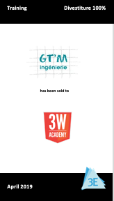 GTM – 3W Academy divestiture